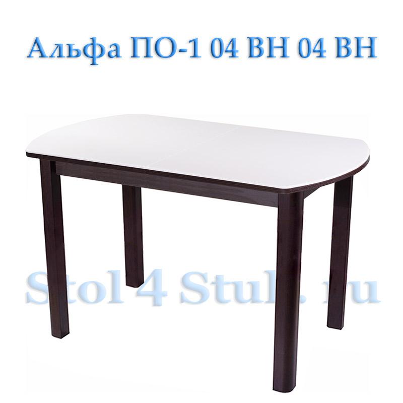стол с камнем Альфа ПО1