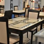 Стол Ницца-1 со стеклом