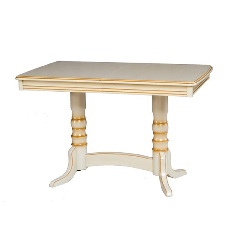 Обеденный стол Гамма П с камнем