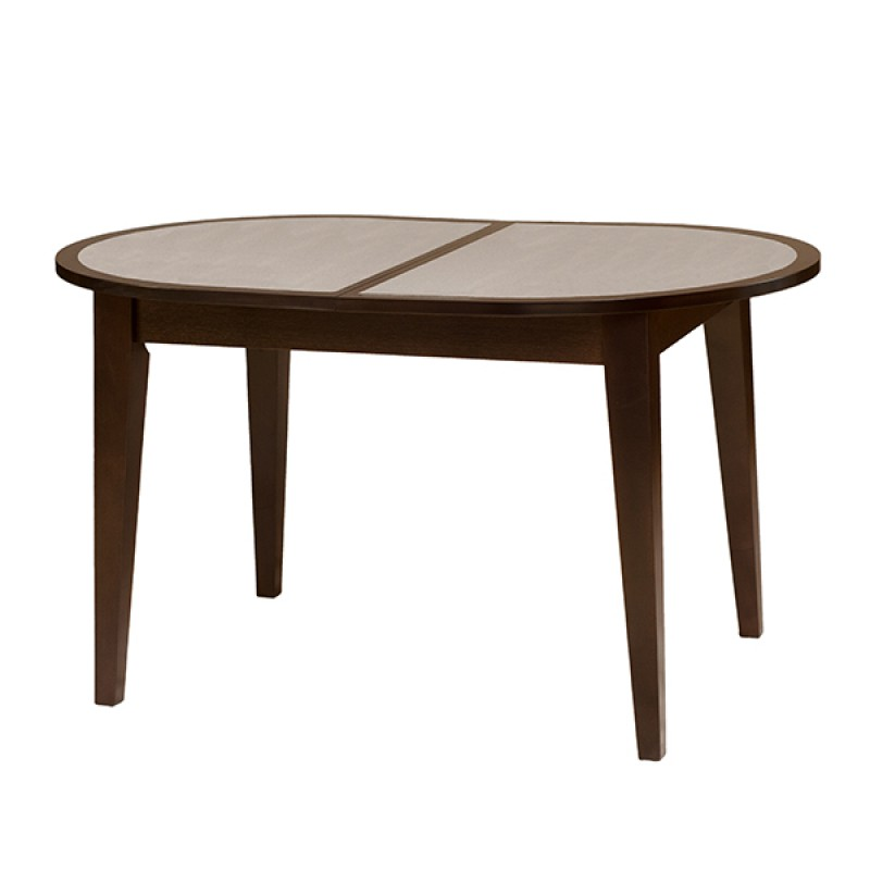 Обеденный стол Фиеро с камнем