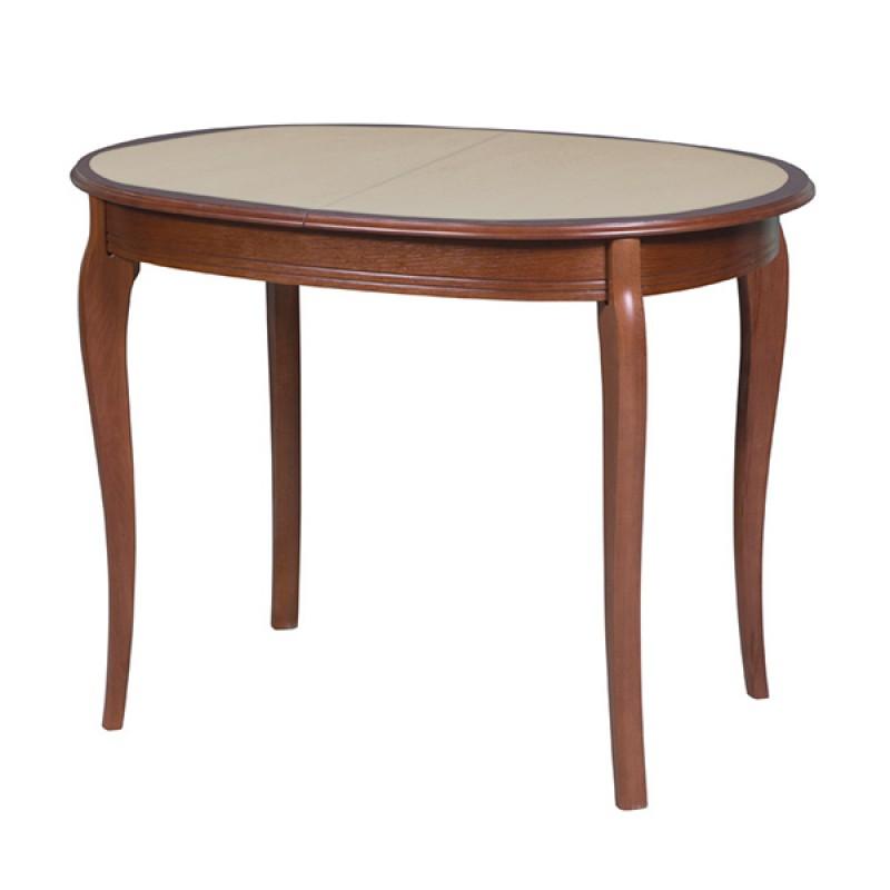 Обеденный стол Ларго М с камнем