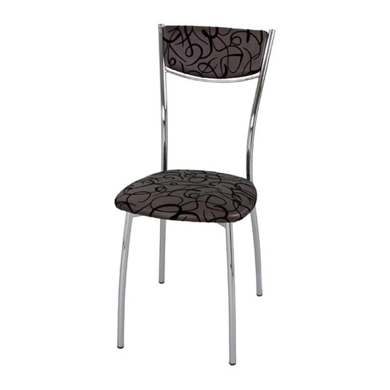 Стул Омега 4 с мягкой спинкой и сиденьем