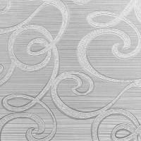 Ткань с ПВХ Серебристый D1