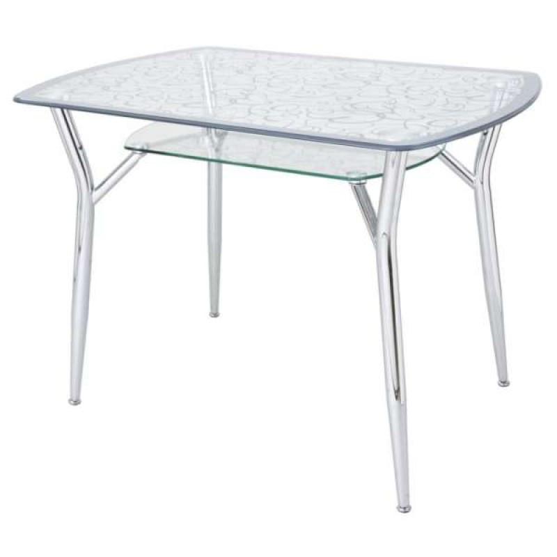 Стол стеклянный А6С-2
