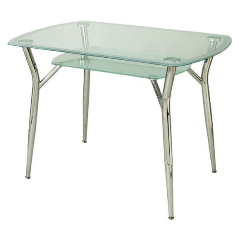 Стол стеклянный А6С