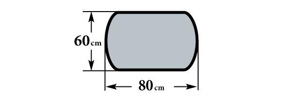 размер 60х80 см.
