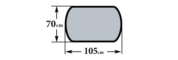Размер стола А6С и А7С 70х105