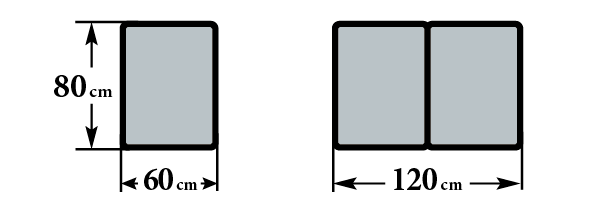 Размеры стола Дрезден М2 и Чинзано М2